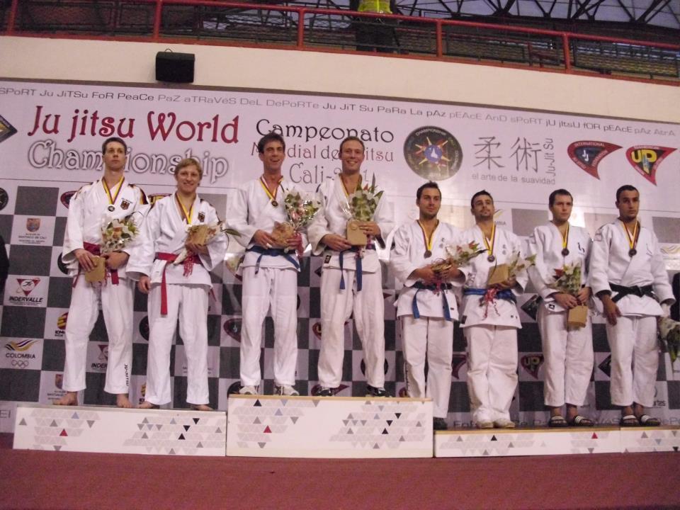 podium mondial