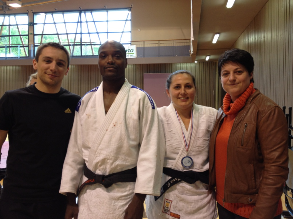 Nouveaux titres régionaux pour les judokas