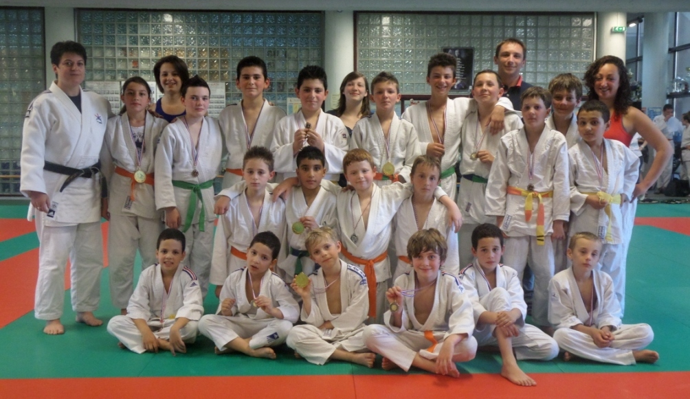 De la graine de champions en Jujitsu