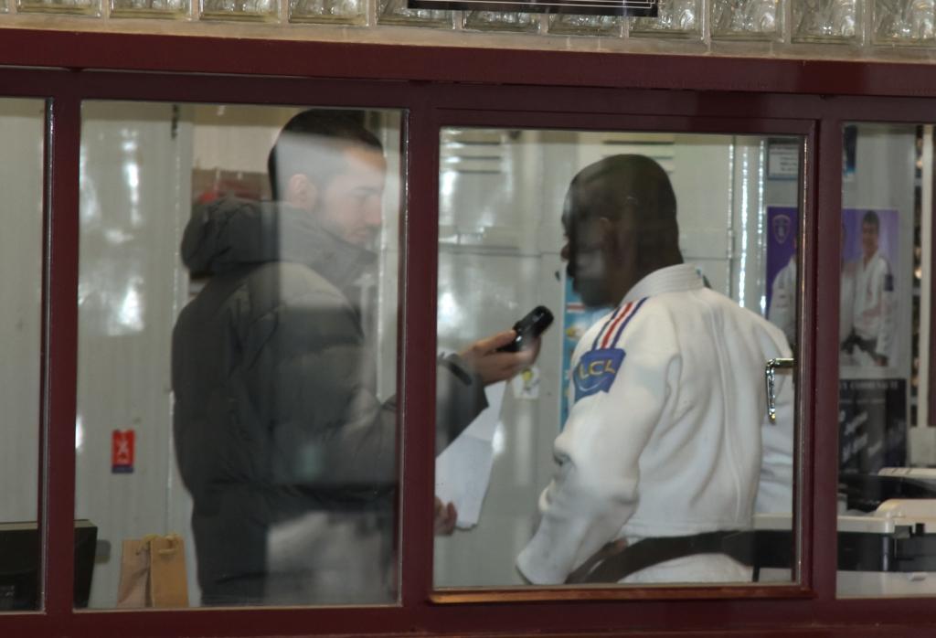 Stage avec Percy Kunsa champion du Monde Jujitsu