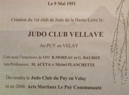 Création du club