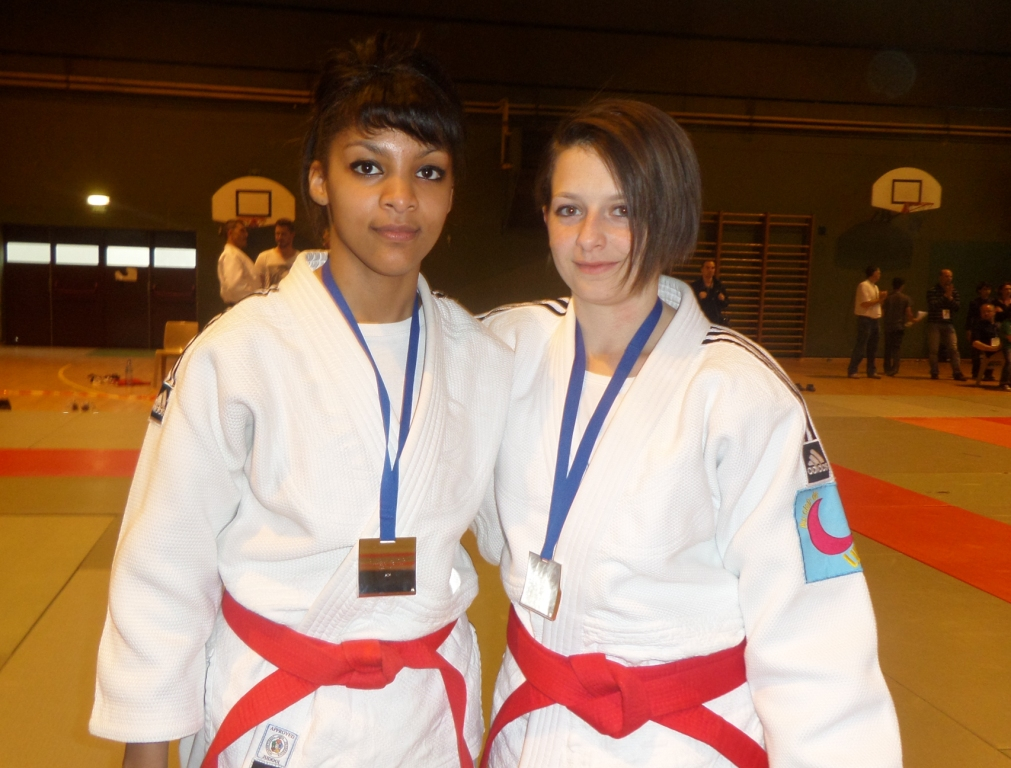 Les féminines Vices championnes de France Jujitsu