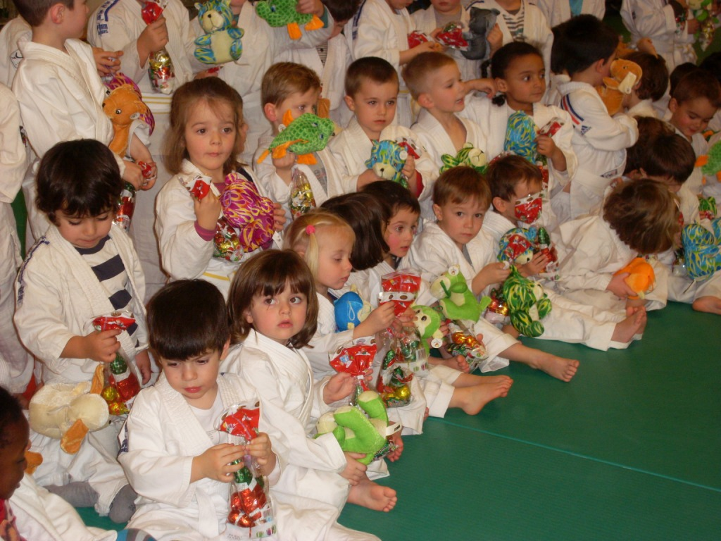 Noel Baby Judo 2014