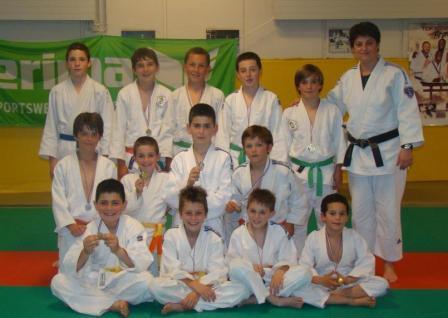 Futurs champions Jujitsu