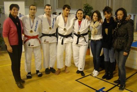 club judo orleans