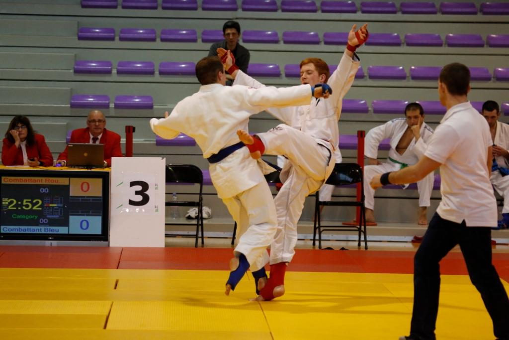 Championnats d'Auvergne Jujitsu 2015