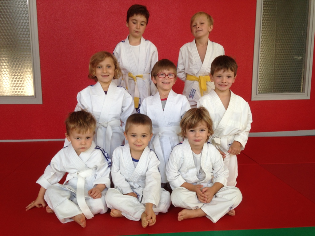Section Judo Vals