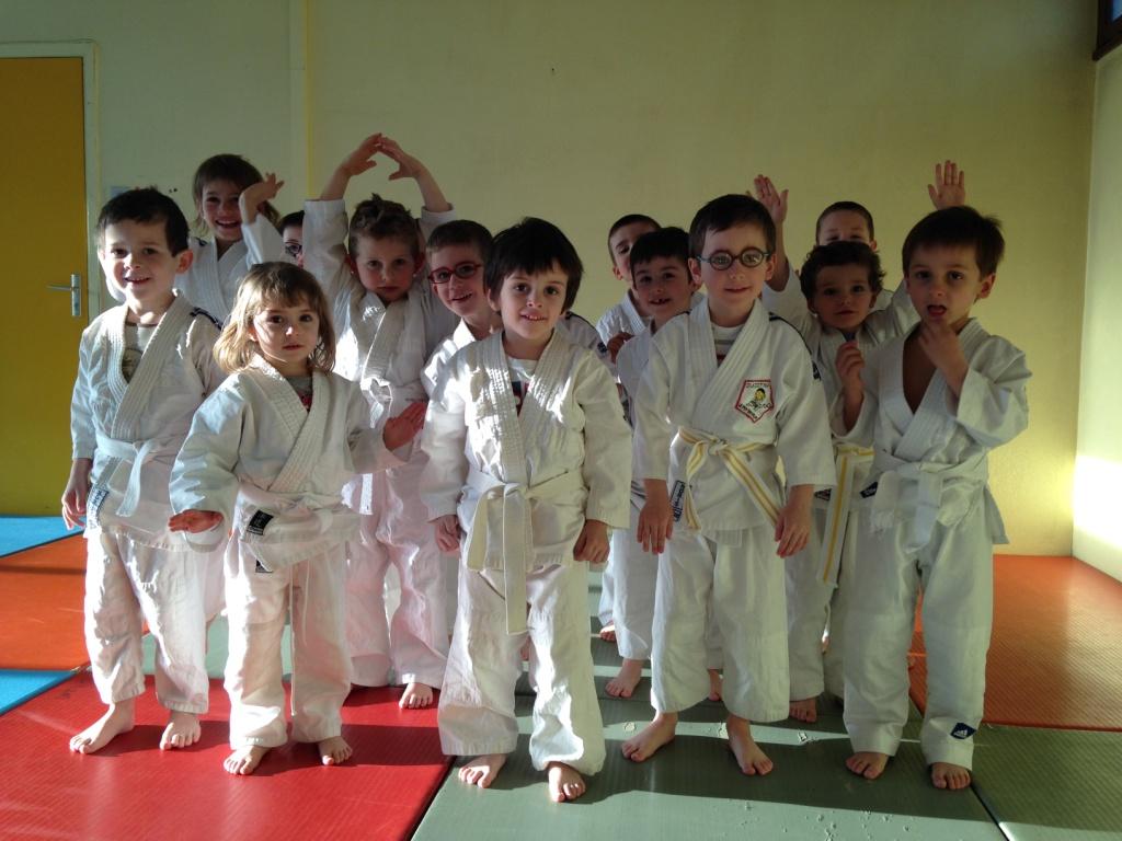 Section Judo Coubon