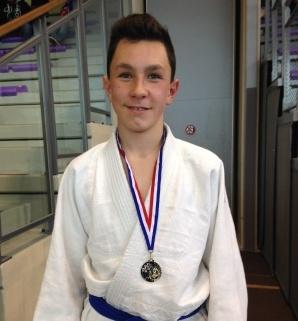 Rémi Boulamoy champion d'Auvergne