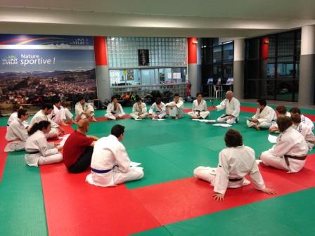 Culture Judo, arbitrage et gestes 1ers secours