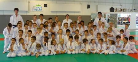Les baby Judo à l'honneur