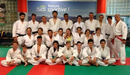 Culture Judo et arbitrage avec un haut gradé 7è dan
