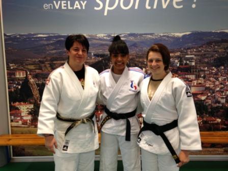Deux ponotes sélectionnées pour les championnats d'Europe Jujitsu