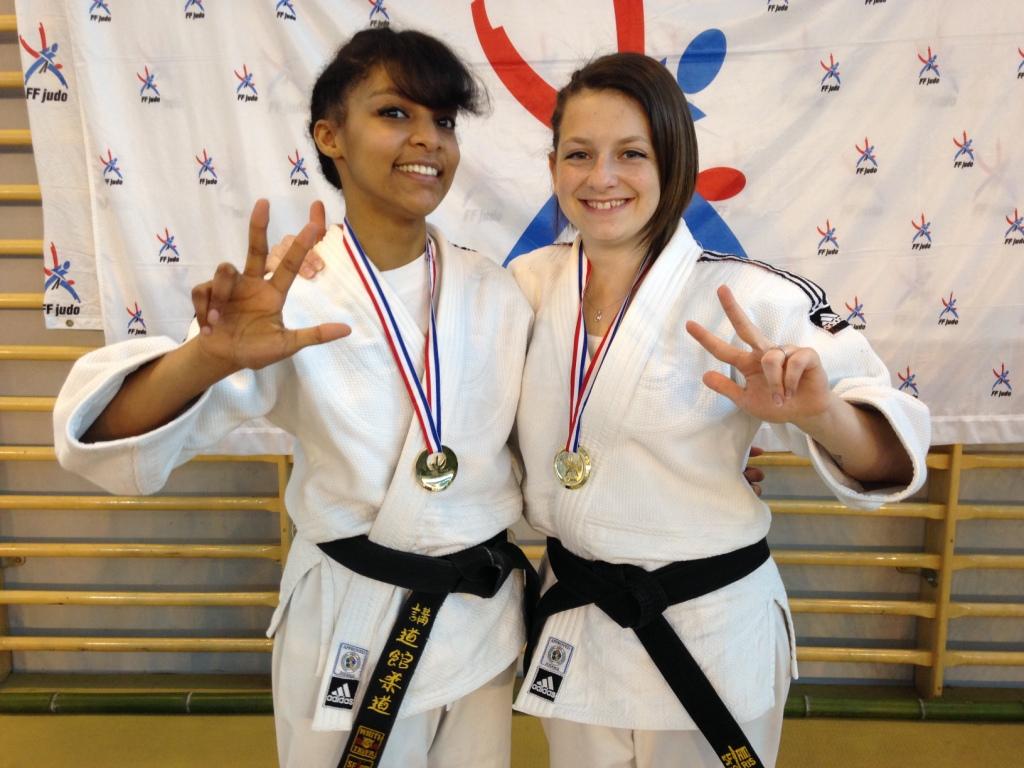 Bel exploit aux championnats de France Jujitsu