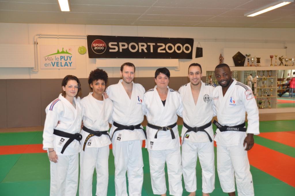 Percy Kunsa double champion du Monde au Puy