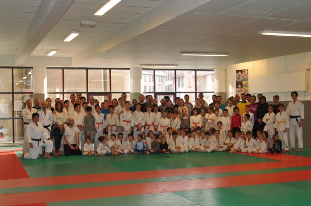 Judo : du bonheur en famille (déc 2015)