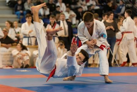 Brillants résultats au tournoi international Jujitsu d'Orléans
