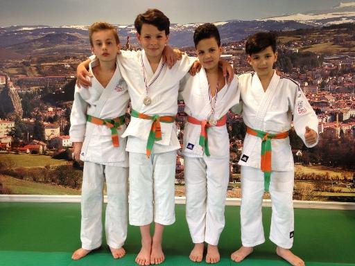Les judokas sur tous les fronts