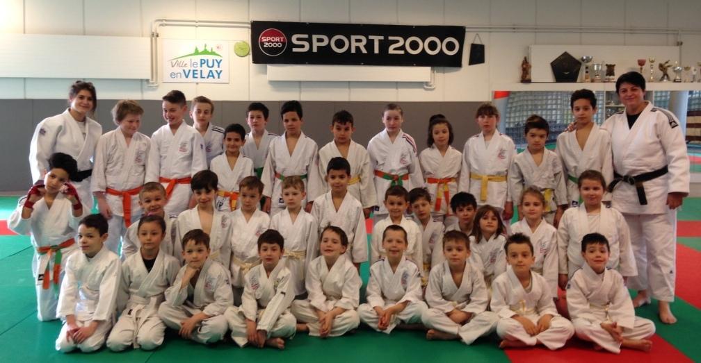 stage pour les judokas  - Copie