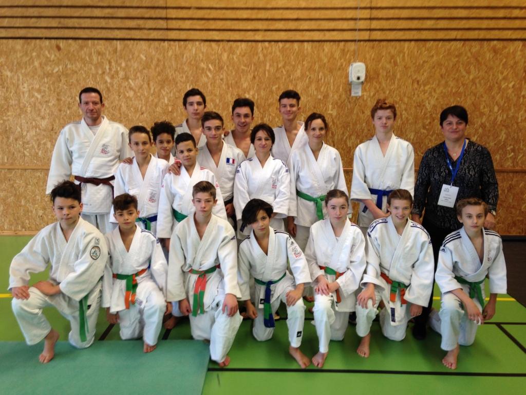 Les ponots brillants aux championnats AURA Jujitsu