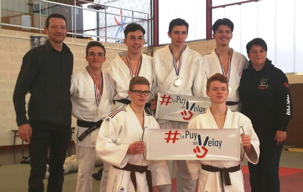 Finale 100 % ponote au tournoi national jujitsu d'Angers