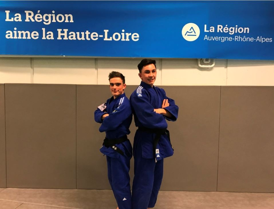 Deux ponots sélectionnés pour le mondial Jujitsu !