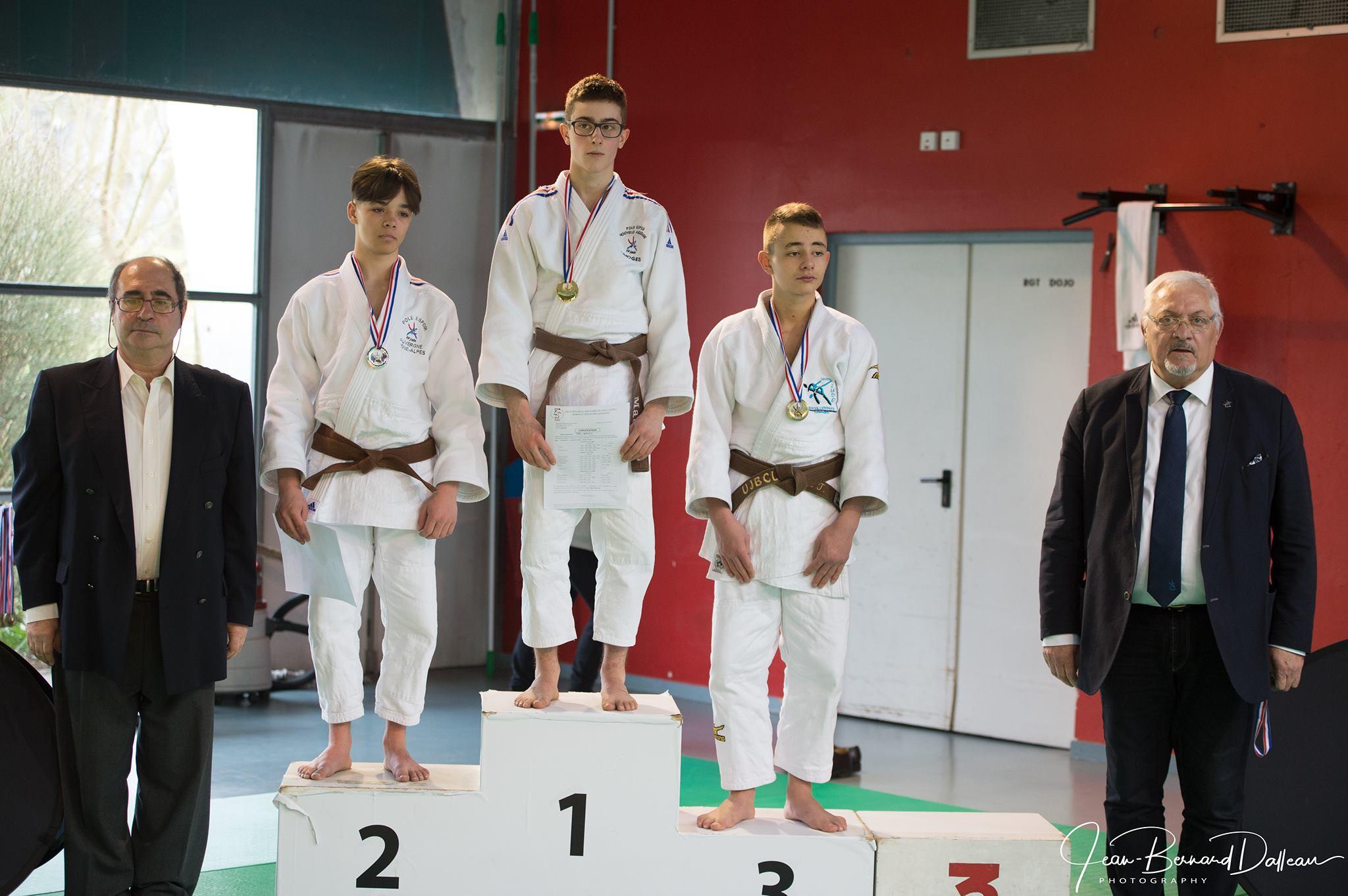 Célian Lille qualifié pour les championnats de France Cadets