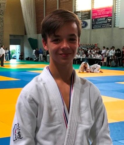 Un judoka sélectionné pour le national