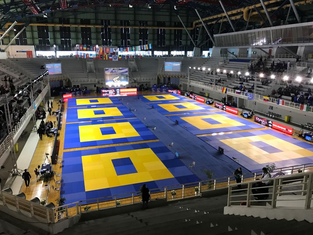 Les jujitsukas ponots Vices champions du Monde Cadets