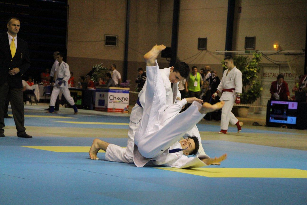 Championnats de France Jujitsu 2018