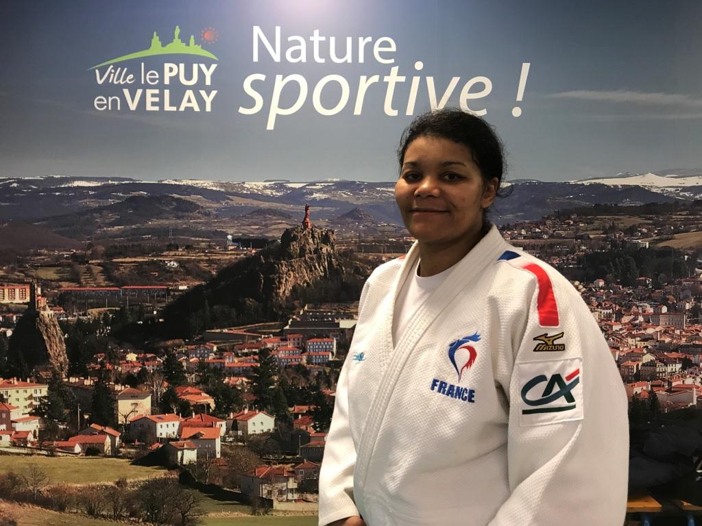 Eva BISSENI en stage au Puy en Velay !