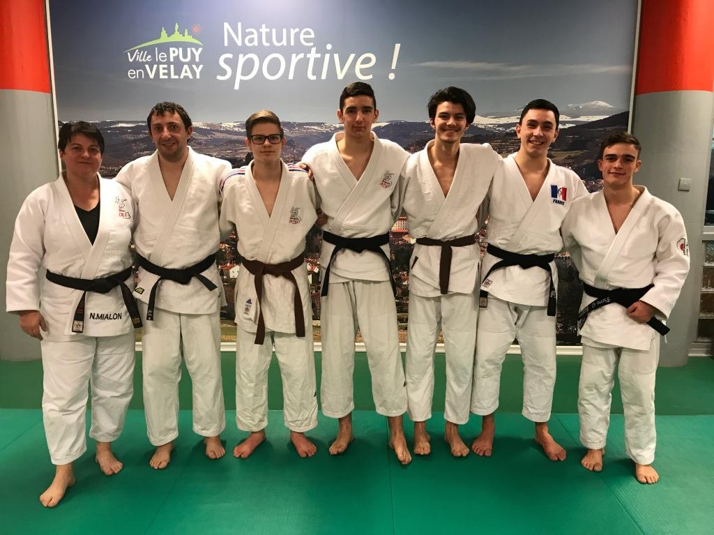 Le Puy sera en force aux championnats de France Jujitsu