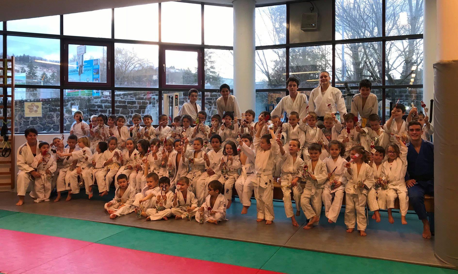 Noel des Baby Judo