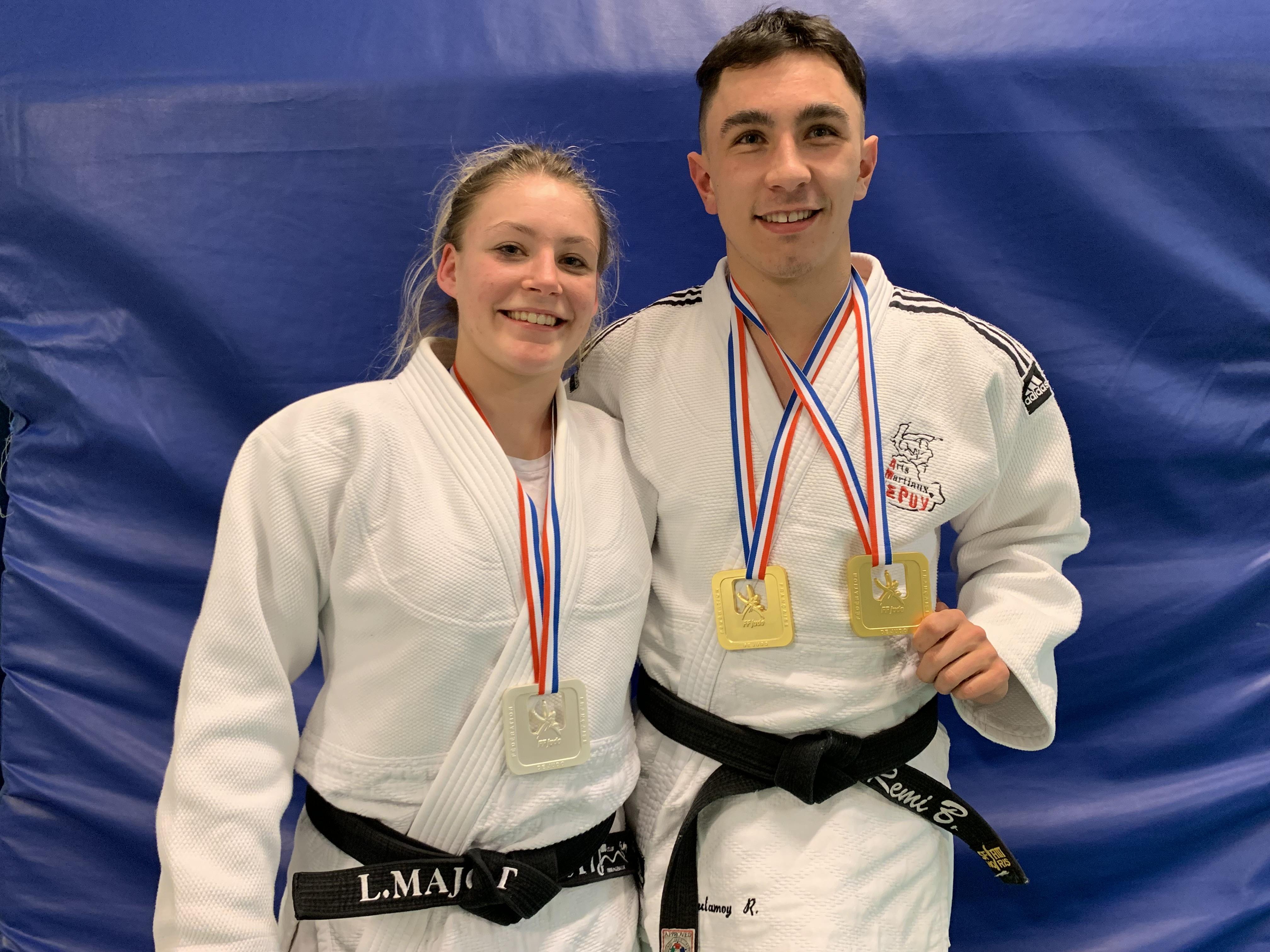 4 Podiums aux championnats de France Jujitsu Juniors et le plein de médailles à la 1/2 finale