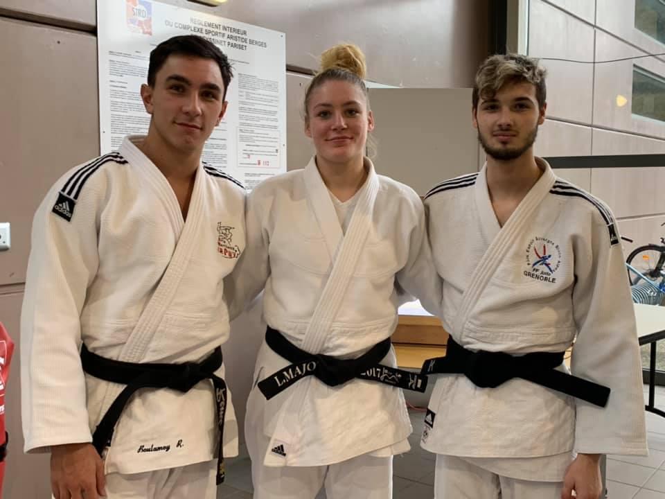 Sandro Montana 5è au tournoi de Judo de Fontaine